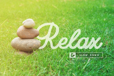 Slowing down when you need to