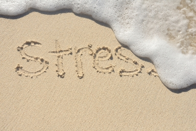 Three stages to deal with stress in your business