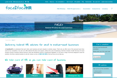 Our website – do you know what's actually involved?