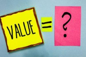 Demonstrating value