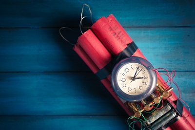 Is there an employee relations time bomb ticking?